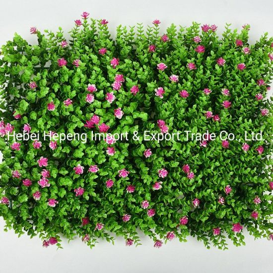 40*60cm Color Artificial Grass Decoration Your Wall