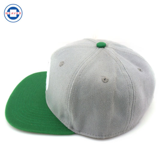 16a96772cf7dfd Design Your Own 6 Panel Acrylic Embroidery Snapback Cap / Custom Snapback  Cap Wholesale