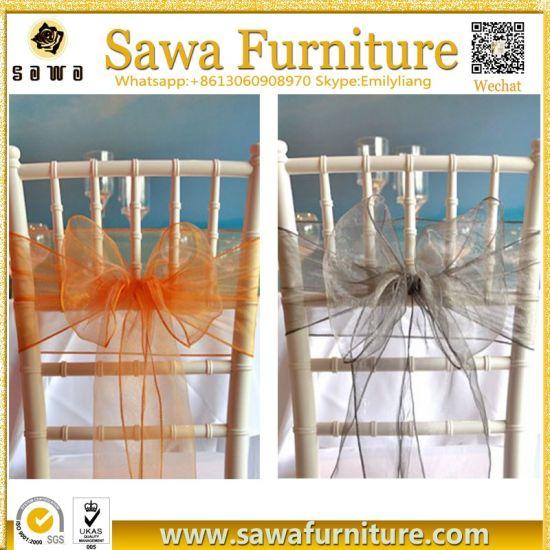 Wedding Bows Cheap Green Organza Chair Sashes  sc 1 st  Sawa Furniture Limited & China Wedding Bows Cheap Green Organza Chair Sashes - China Organza ...