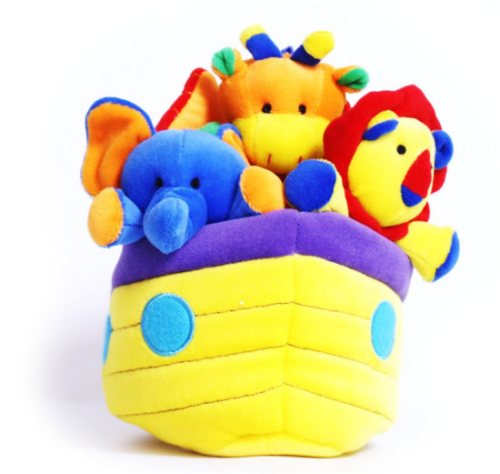 Baby Puppet Cuddly Toys Custom Plush Finger Accidentally Toy