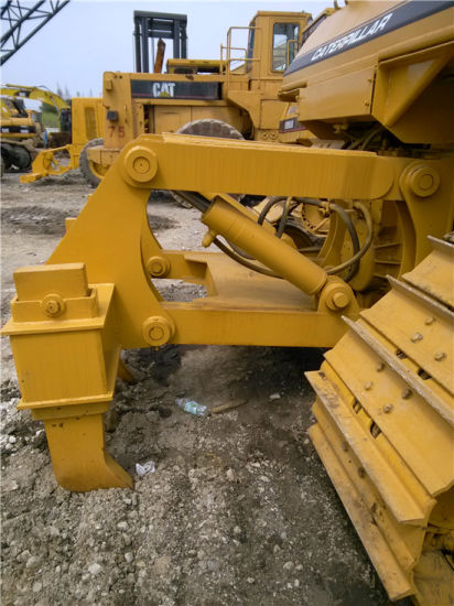 Used Caterpillar D6h Crawler Bulldozer (Cat D6H) pictures & photos