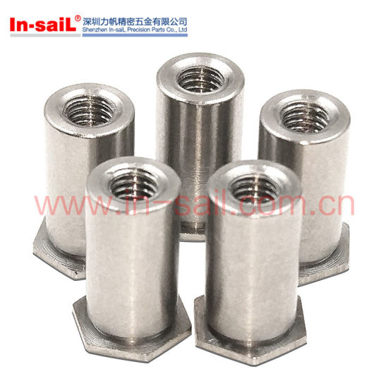 China Hex Head Blind Threaded Standoffs for Sheet Metal