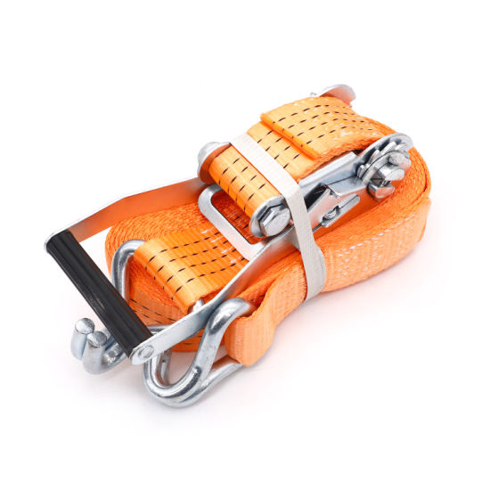 Ratchet Tie Down Cargo Lashing Belt /Strap
