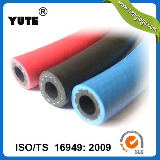 Yute Premium Black Color EPDM Rubber Hose
