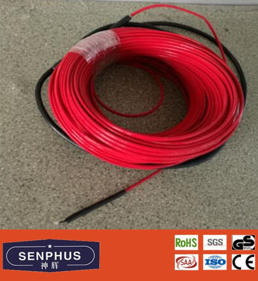 Under Floor Heating Cable VDE Ce Approved pictures & photos