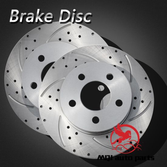 OE Quality Front Brake Rotos 52128247AA for Jeep