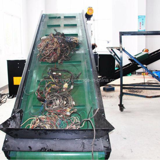 China Scrap Copper Wire Recycling Machine - China Waste