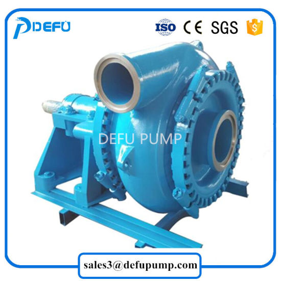 Hot Sale Electric Horizontal Sludge Centrifugal Mining Pump