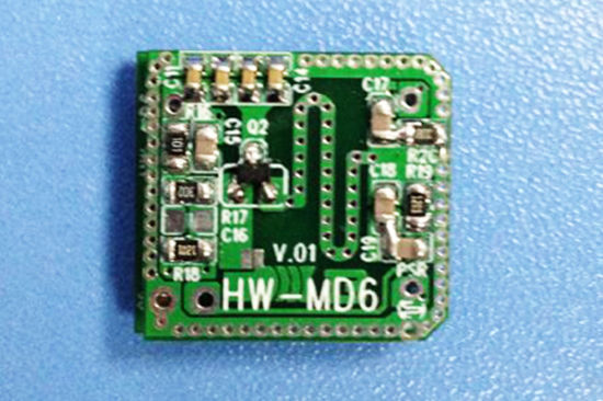 Super Mini 3.3V Output Doppler Motion Detecting Sensor Module pictures & photos