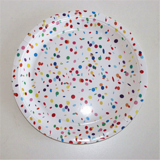 Decorative Items Wholesale Colorful Paper Plates  sc 1 st  Suzhou King Fly Paper Products u0026 Technology Co. Ltd. : paper plates decorative - pezcame.com