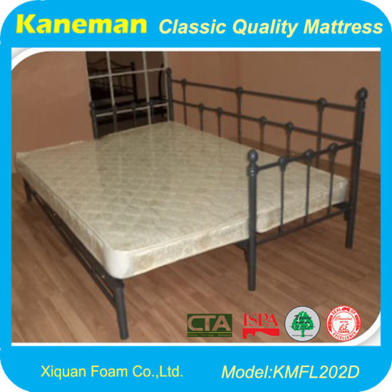 Extra Bed with Folding Foam Mattress (KMET02) pictures & photos