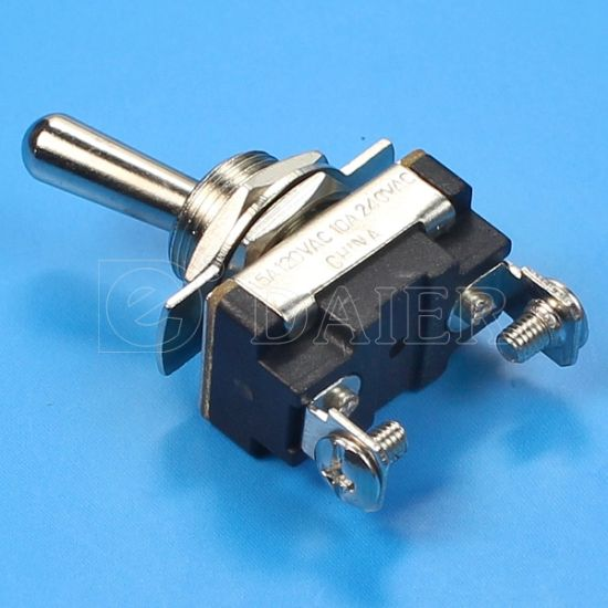 Heavy Duty on-off Auto Toggle Switch for Car (ASW-23-101A) pictures & photos