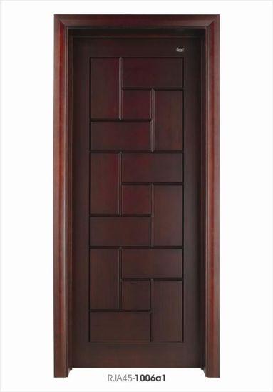 China Interior Bedroom Wooden Door Composite Doors Design With