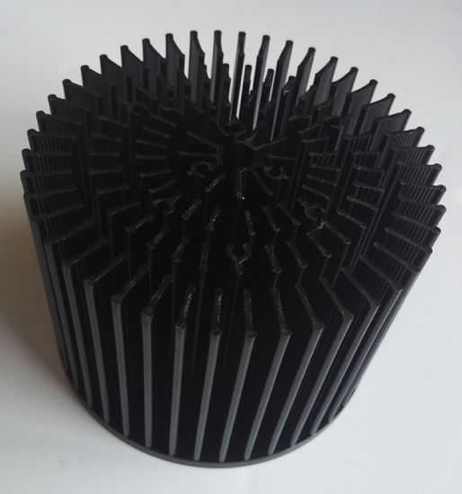 Aluminum Cold Forged LED Heat Sink Radiator pictures & photos