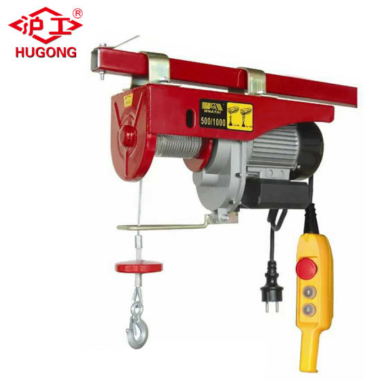 china mini 400 kg cable electric wire rope winch hoist china pa400 Crane Wiring-Diagram at Hugo Pa200b Electric Hoist Wiring Diagram