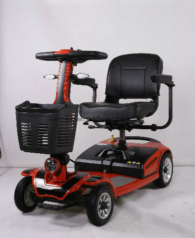 4-Wheel Luxury Travel Mobility Scooter