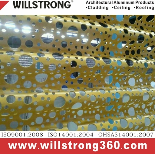 Aluminum Sheets Perforated Designs pictures & photos
