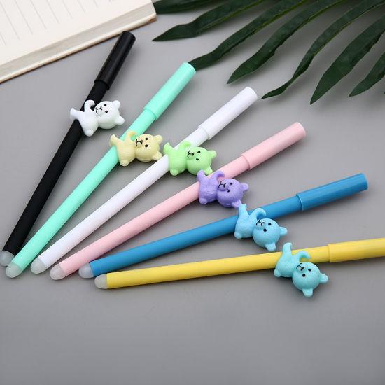 Anime Bear Ballpoint Good Quality Gel Pen as Writing Instruments