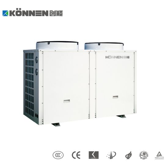 Air Source Heat Pump for Water Heating with 2 Years Warranty