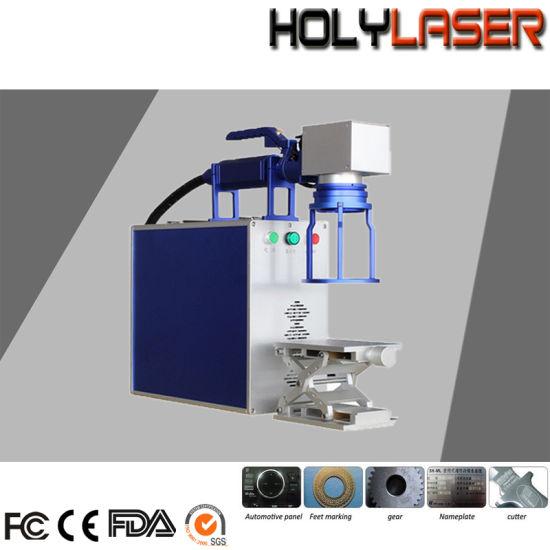 China Fast Speed Metal Cnc Laser Marking Machine Fiber Laser