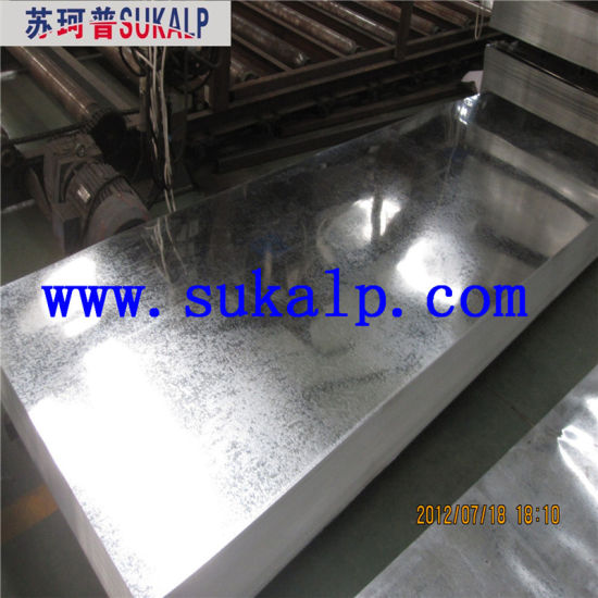High Quality Galvanized Steel Sheet pictures & photos