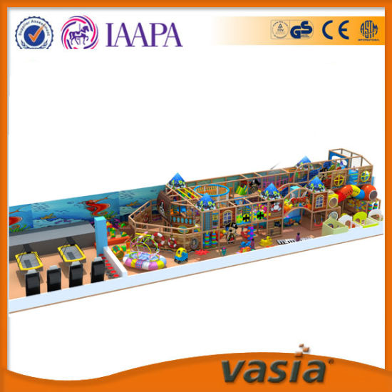 Shopping Center Children Commercial Indoor Playground and Theme Park Vs1-150717-269A-33 pictures & photos