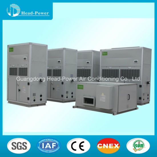 Floor Standing and Ceiling Water Cooled Package Air Conditioner Unit