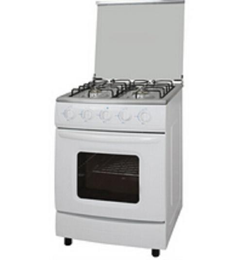 Glass Lid Freestanding Installation with Combination Oven