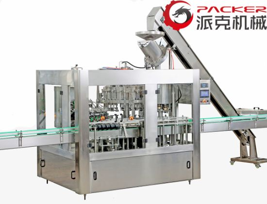 8000 Bottles Per Hour Beer Filling Machine pictures & photos