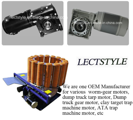 DC Sport Clay Trap Machine Motor pictures & photos