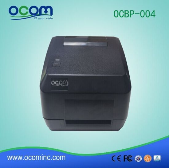 "4"" USB Thermal Transfer and Direct Thermal Label Barcode Printer pictures & photos"