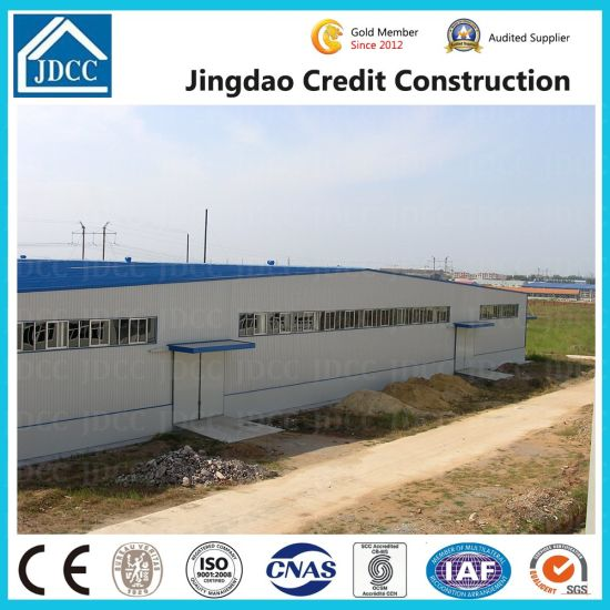 High Quality Modular Steel Structure Building Factory Workshop Warehouse pictures & photos