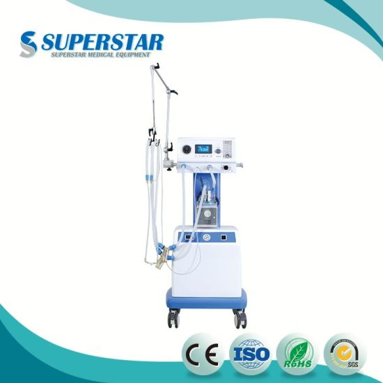 China CPAP System for Pediatric and Adult with Ce Certification ...