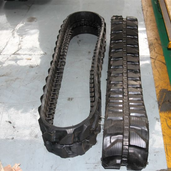 Rubber Track 230*48*70 for Mini Excavators/ Skid Steer Loaders pictures & photos