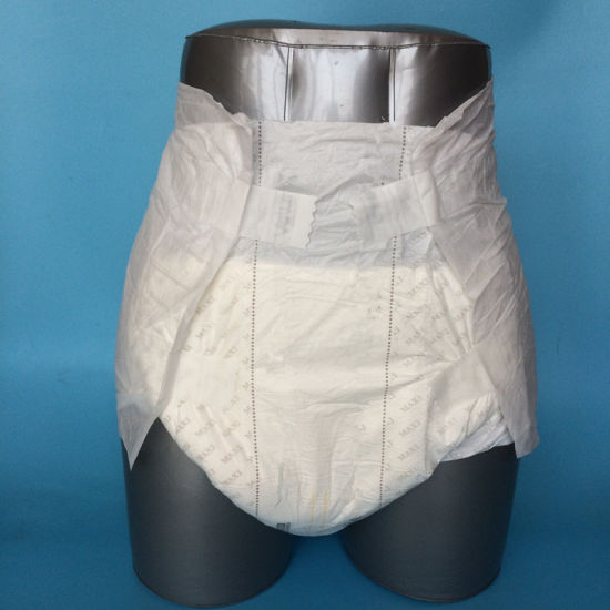 Medical Level Disposable Adult Diaper for Nursing Use pictures & photos