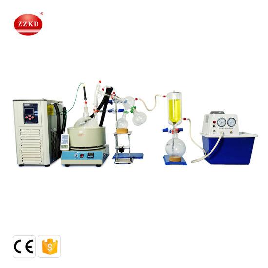 2L 5L 10L 20L Portable Cbd Oil Extraction Short Path Distillation