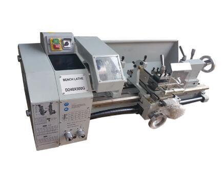 D240X500G Small Size Hobby Lathe Machine with Ce