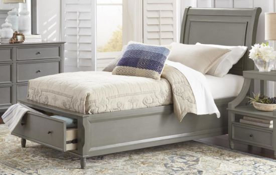 Bedroom Furniture Modern Bedrooms Miami Side Twin Storage Room Bed