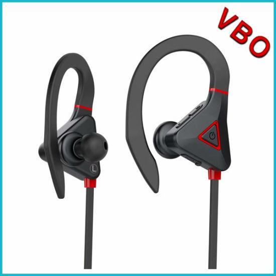 Best Selling in-Ear Noise Cancelling Sweatproof Stereo Wireless Bluetooth Sport Earphones