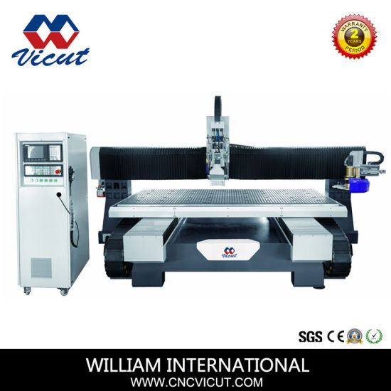 CNC Router Engraving Machine for Wood Metal pictures & photos