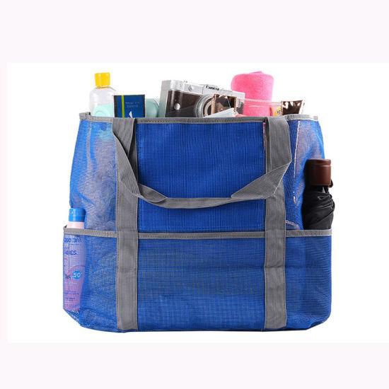 China Waterproof Wet Dry Beach Bag For Swimming