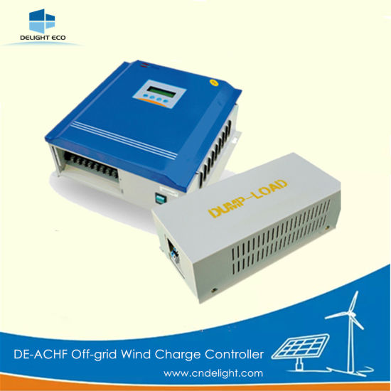 Delight De-Achf 1000W MPPT off-Grid Wind Generator Solar Hybrid Controller pictures & photos