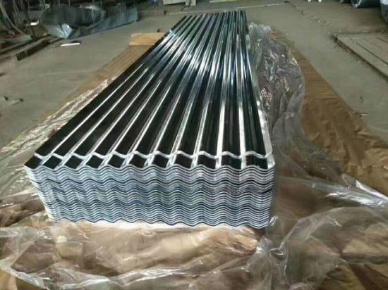 Hot Dipped Galvanized Corrugated Steel Roofing Sheets