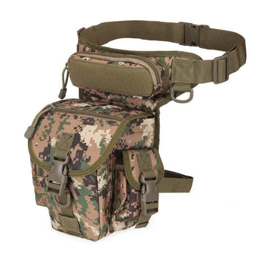 7-Colors Military Drop Leg Waist Pouch Belt Bags Tactical Leg Bag