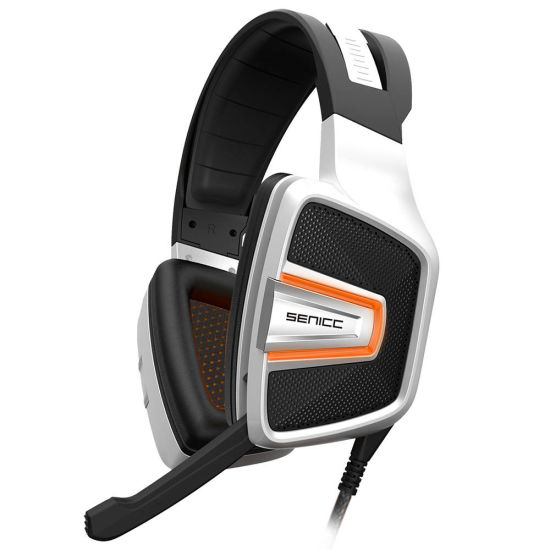 New Arrival Wired Headset Headphone for Competitive E-Sport Game Computer Mac PC Laptop