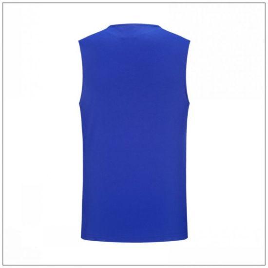 7d95e264a75d China Color Blue Cheap Blank Mesh Basketball Jerseys - China Jersey ...
