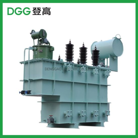 Power and Distribution 10kv 5000kVA Electric Transformer pictures & photos