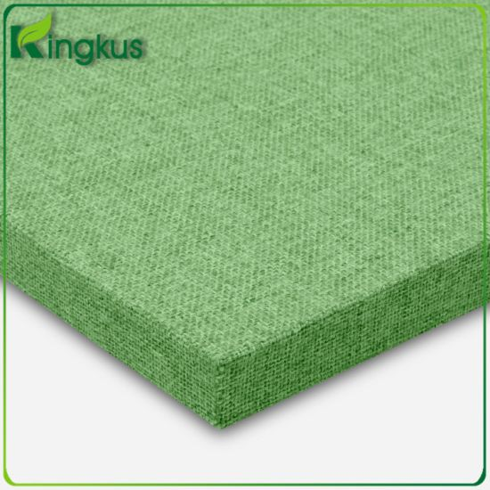 High Quality Fabric Acoustic Panel for Sound Absorption 25mm 50mm