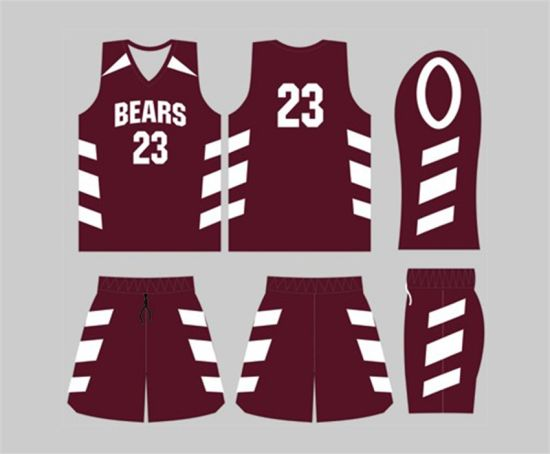 quality design 6ca9c ceaf4 2019 Wholesale Professional Latest Custom Logo USA Men Basketball Jersey