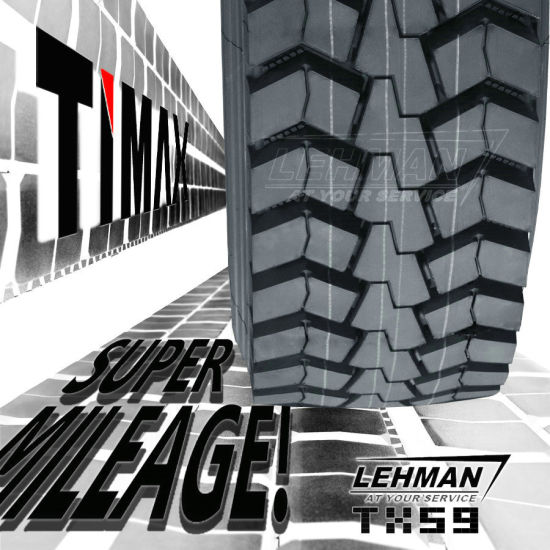 All Steel Radial Dump Heavy Duty Truck Tyre TBR Tyre 13r22.5 pictures & photos